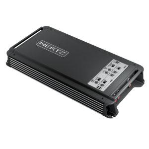 Hertz HDP5 5-kanavainen vahvistin.