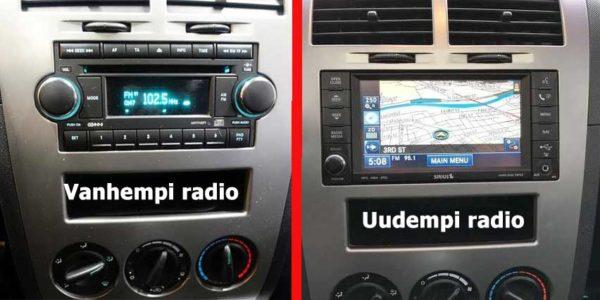 chrysler-dodge-jeep radiot
