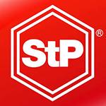 stp vaimennustuotteet tunnistat tästä logosta