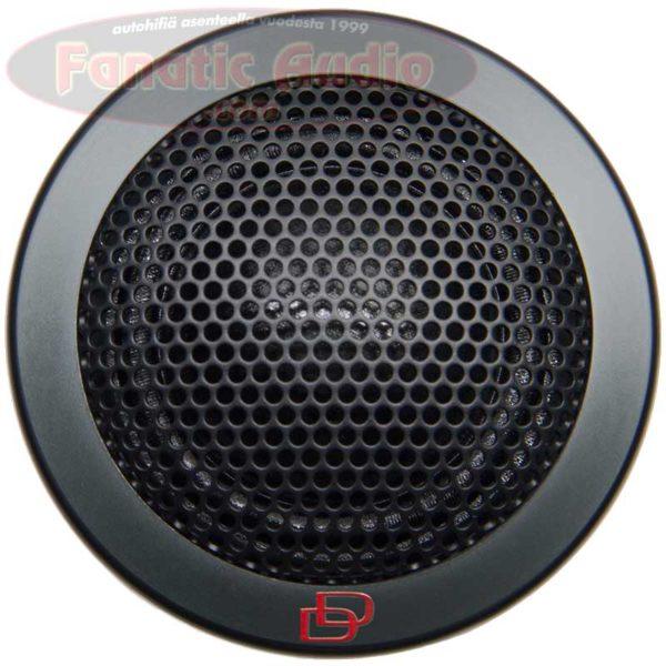 DD Audio AT28 diskantti edestä