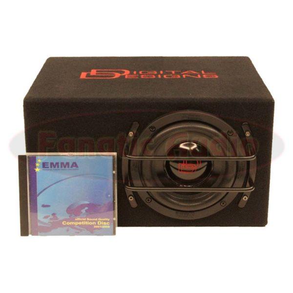 DD Audio LE-M06 valmis subbari