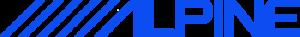 tästä logosta tunnistat aidot alpine-tuotteet