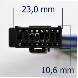 Pioneer 16PIN 2010 -> johtosarja