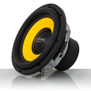 Autostudio As-REF12D2 mk2 subwoofer.