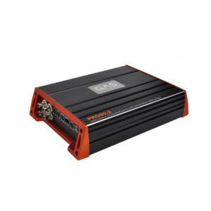 GAS Pro 80.4 4-kanavainen vahvistin viistosta
