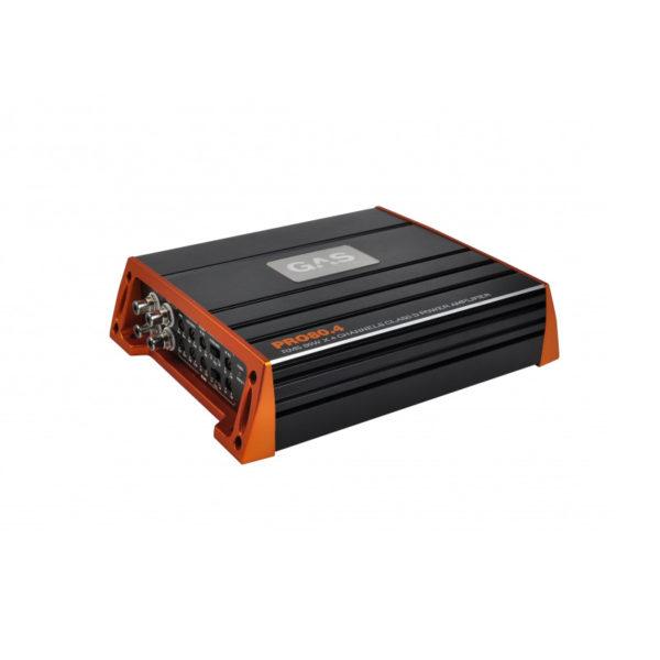 GAS Pro 80.4 4-kanavainen vahvistin.
