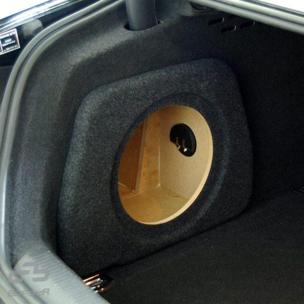 Bassokotelo Audi A4 B8 alkaen vuodesta 2007