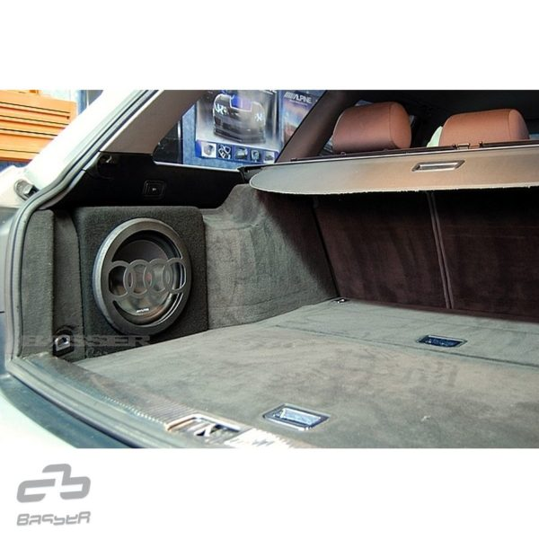 Bassokotelo Audi A6 Avant 1998-2004