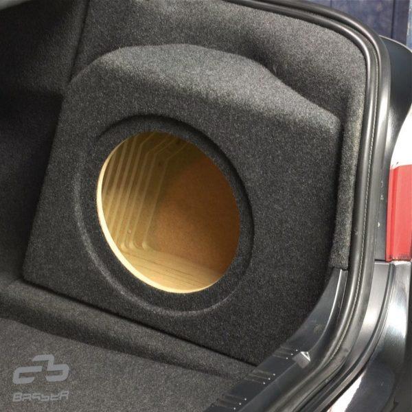 Bassokotelo BMW 5-sarja 2003-2010 oikea