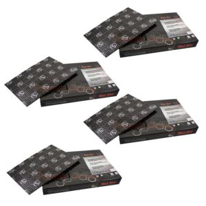 STP Black Silver Bulk neljä pakkausta