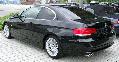 BMW_E90_Coupe_