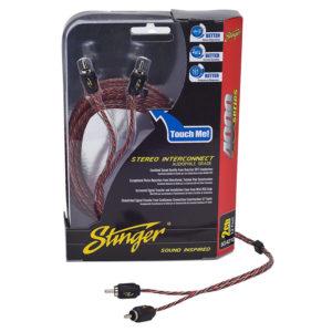 Stinger SI423 RCA-kaapeli