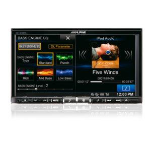 Alpine INE-W987D Multimediakeskus