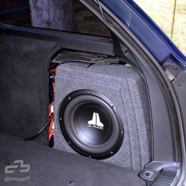Basser bassokotelo BMW E39 Touring