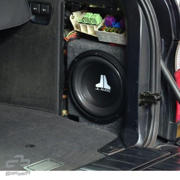 Bassokotelo BMW X5