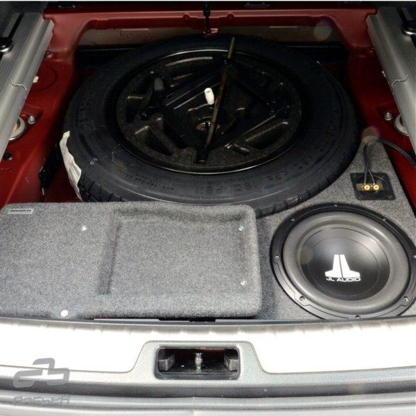 Bassokotelo BMW X6/X5