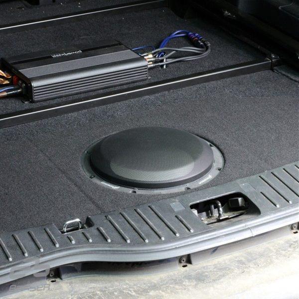 Bassokotelo Ford S-Max alkaen 2010 paikallaan