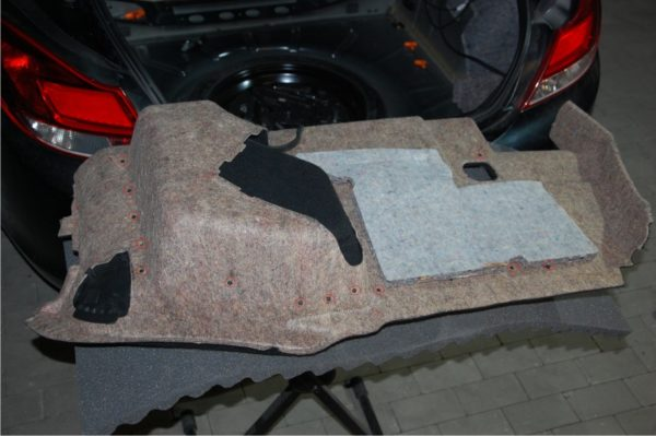 Bassokotelo Opel Insignia