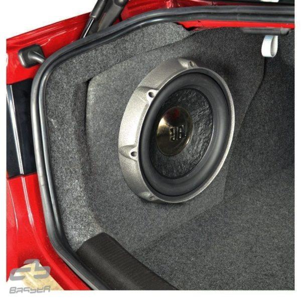 Bassokotelo VW Jetta 2005-2010 asennettuna