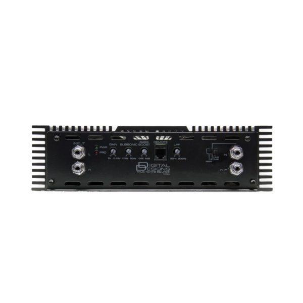 DD Audio M3c monovahvistin.