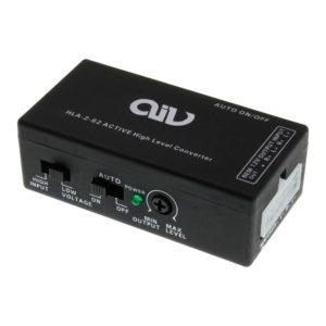 AIV 630509 on 2-kanavainen aktiivinen linjamuunnin