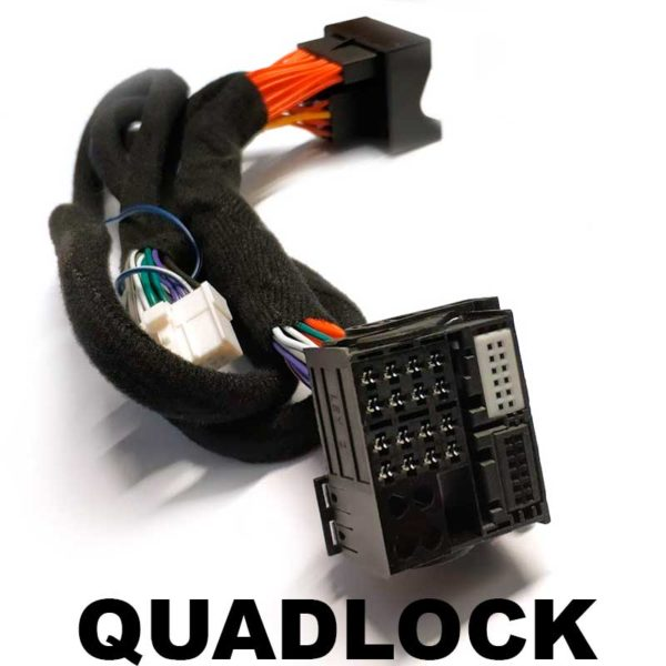 BLAM Cable Quadlock