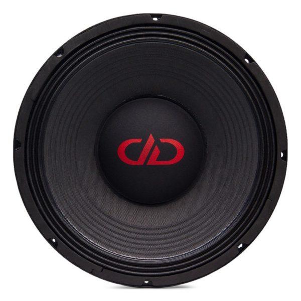 DD Audio VO-W12 S4 edestä