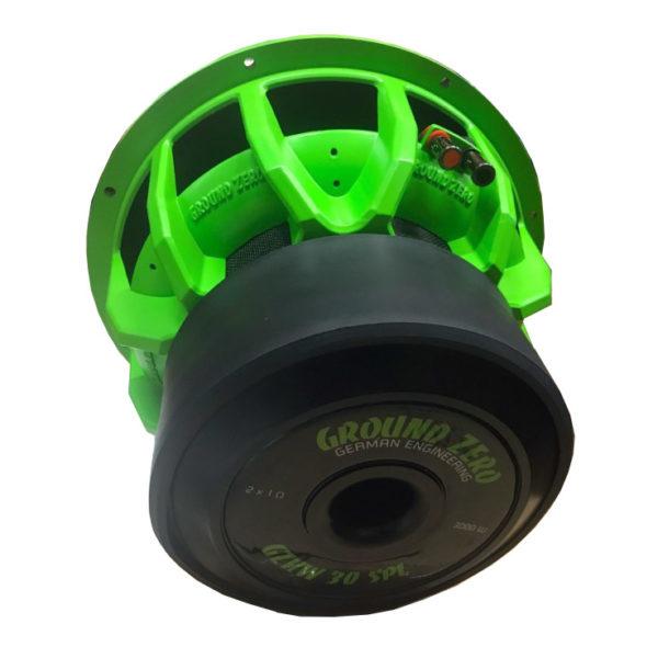 Ground Zero GZHW 30SPL Green magneetti