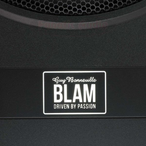 BLAM alumiinilogo