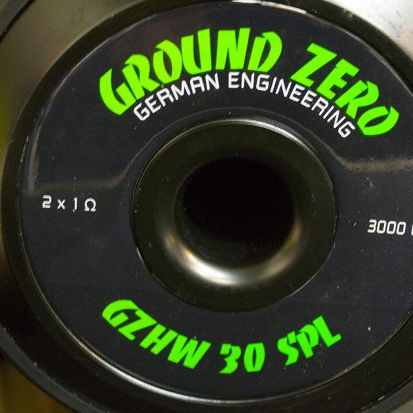 Ground Zero Green magneetti