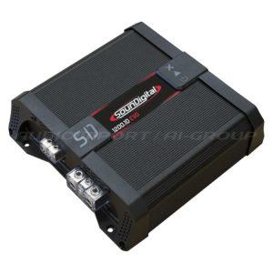 Soundigital SD1200.1 monovahvistin
