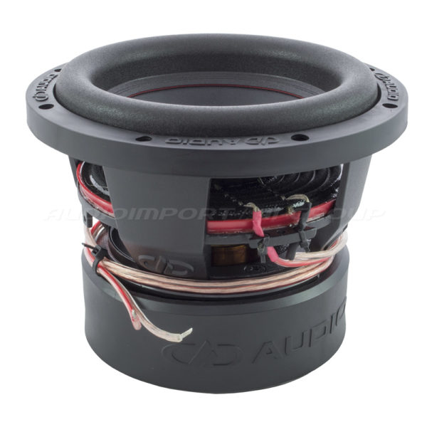 "DD Audio 8"" subwoofer"