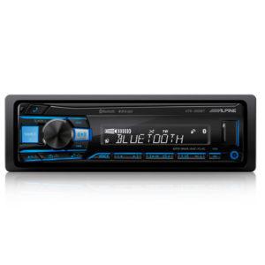 Alpine UTE-200BT autosoitin Bluetoothilla