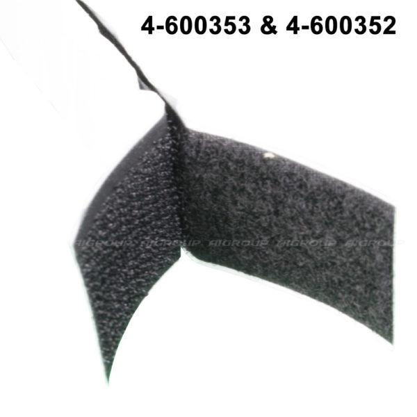 FOUR Connect 4-600352 ja 353 Velcro-tarranauhat