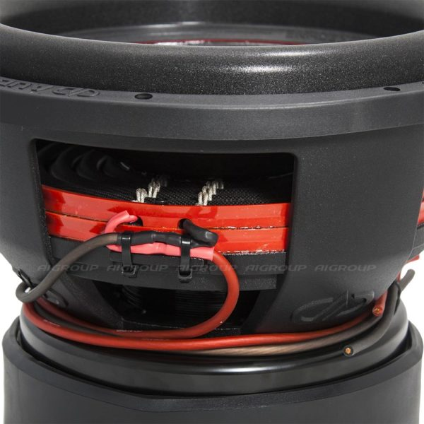 DD Audio 812d 12″ subwoofer