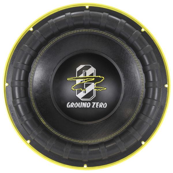 Ground Zero GZNW 15SPL-Xflex subbari edestä