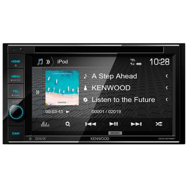 Kenwood DDX4019BT 2-din multimediakeskus