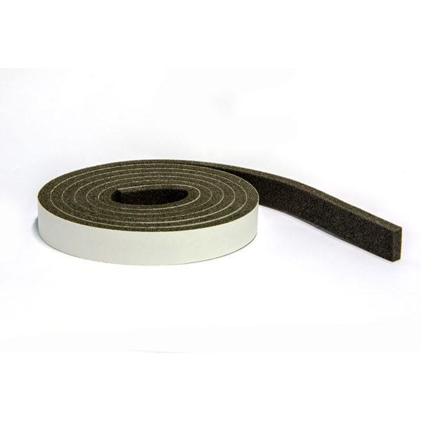 CTK Soft Tape 20 mm leveä nauha liimapinnalla.