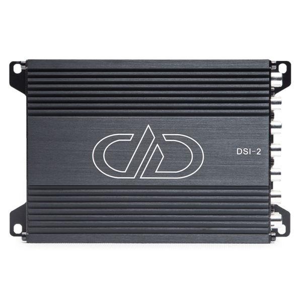 DD Audio DSI-2 DSP päältä