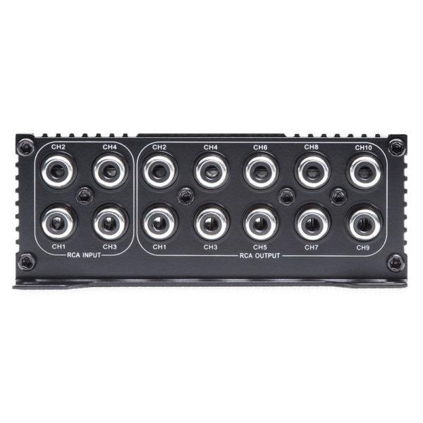 DD Audio DSI-2 DSP liittimet