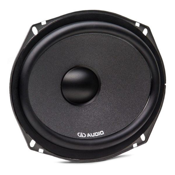 DD Audio DC6x9 2-tie erillissarja 6×9″ koossa