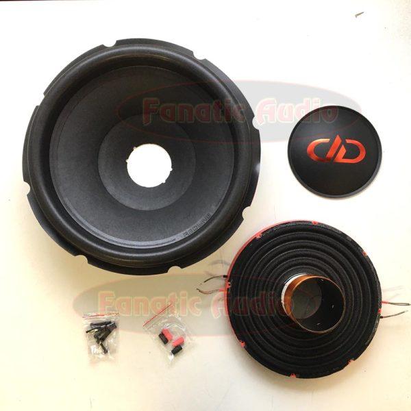 dd audio redline 712d reconekit