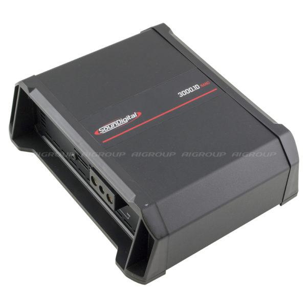 Soundigital SD3000.1D NANO monovahvistin.