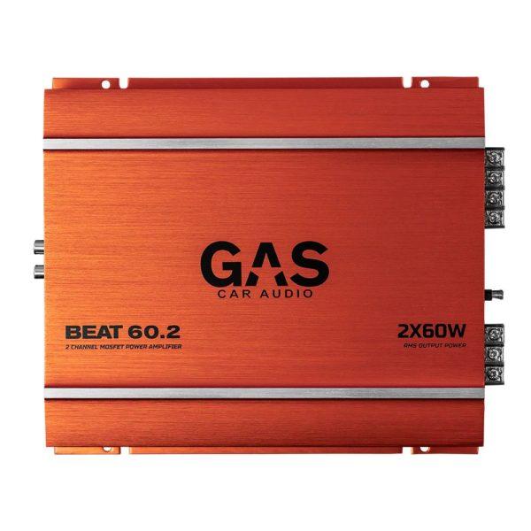 GAS Beat 60.2 2-kanavainen vahvistin.