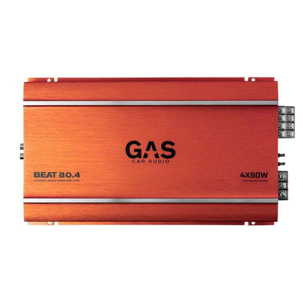 GAS Beat 80.4 4-kanavainen vahvistin.