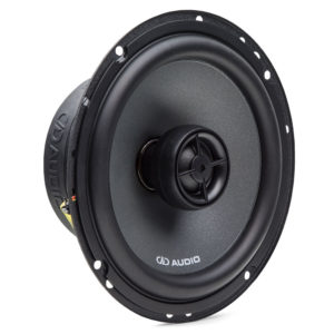 DD Audio DX6.5a 6.5″ koaksiaalikaiutin