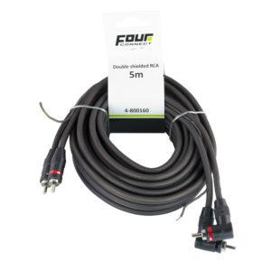 FOUR Connect 4-800160 RCA-kaapeli.