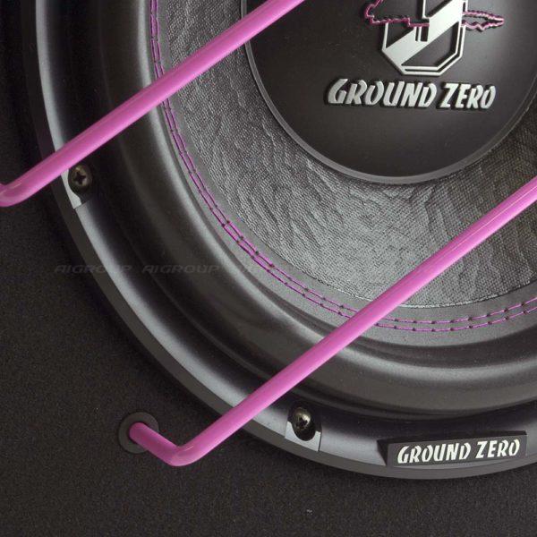 Ground Zero GZIB 3000XSPL Pink valmiskotelo