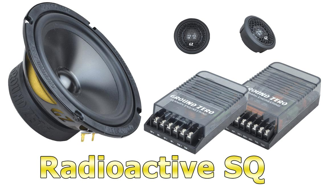 Ground Zero Radioactive SQ mallisto