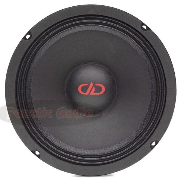 DD Audio VO-MN8 edestä